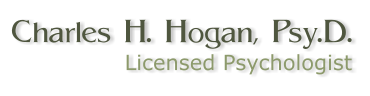 Dr. Charles Hogan  I  Licensed Psychologist